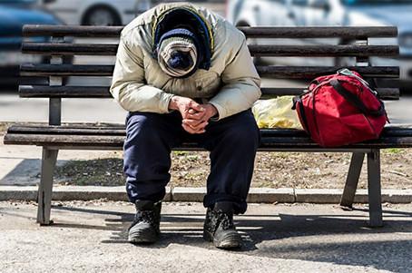 Homelessness Awareness Month