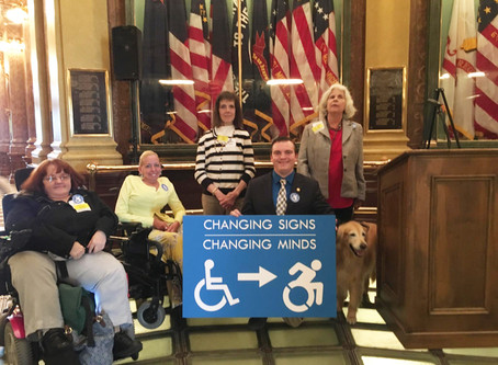 Disability Network Day At The Capitol