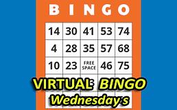 Virtual Bingo Wednesdays