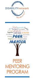 Peer Mentor Brochure cover page