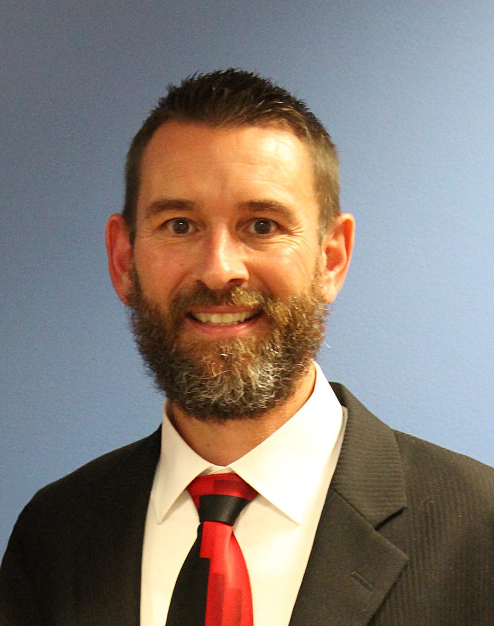 Photo of Executive Director Steve Locke