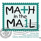 Math in the Mail logo
