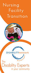 Nursing Facility Transitio brochure cover page