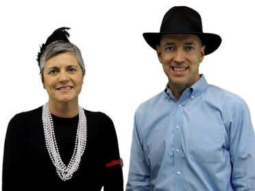 "Shauna and Paul Barbeau Named Honorary Chairs for ""Virtual"" Feathers and Fedoras"