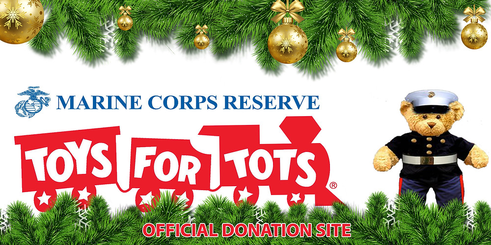 Toys for Tots Official Donation Site