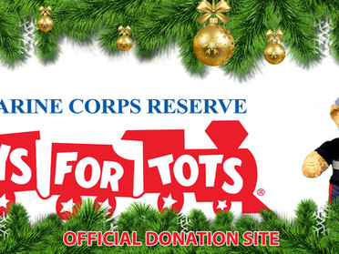 DNMM is an Official Donation Location for Toys For Tots!