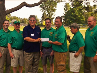 DNMM receives donation from Knights of Columbus for second year in a row