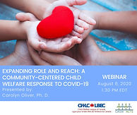 Expanding Role and Reach: A Community-Centered Child Welfare Response to COVID-19