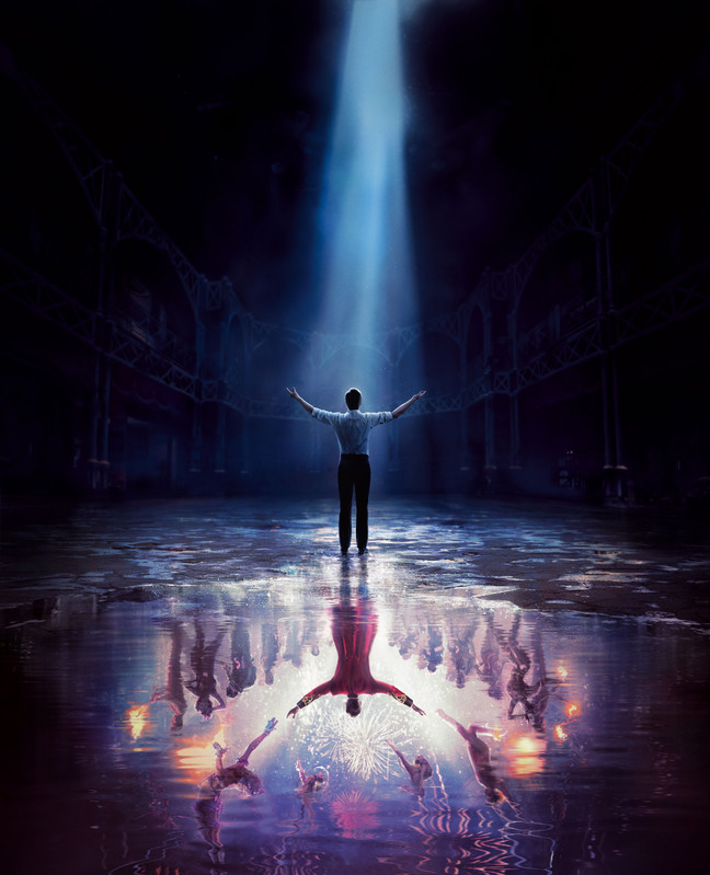 The Greatest Showman: HERE I AM!!