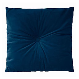 present-time-plush-velvet-fabric-cushion