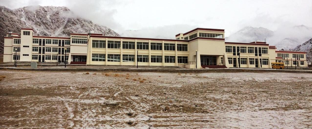 Taru Campus - University Of Ladakh