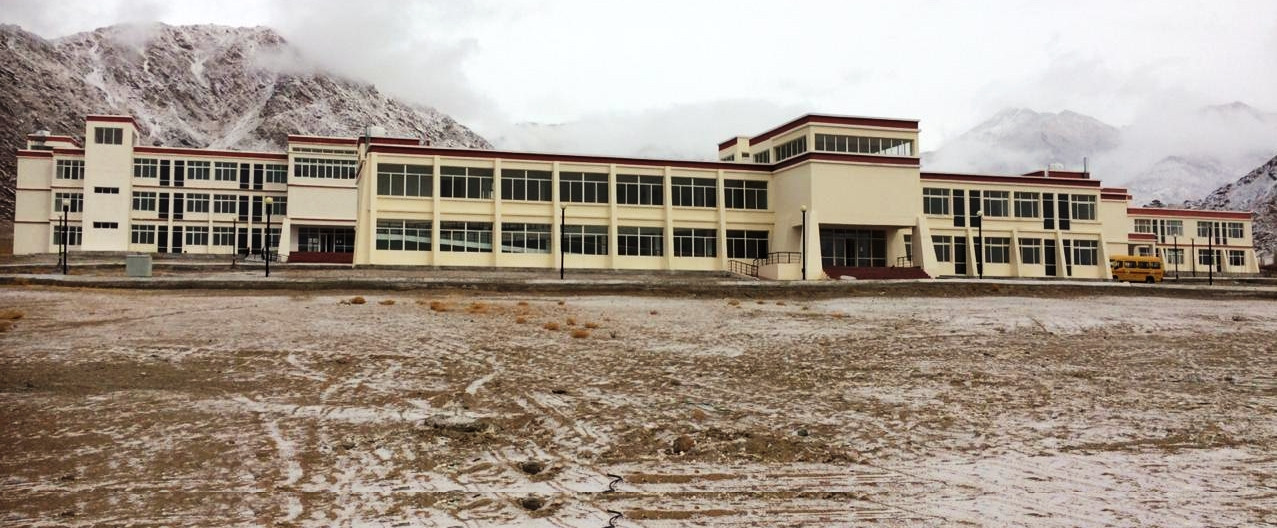 Taru Campus - University Of Ladakh