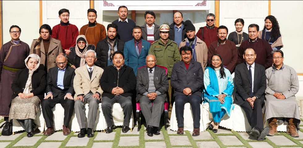 University Of Ladakh Council
