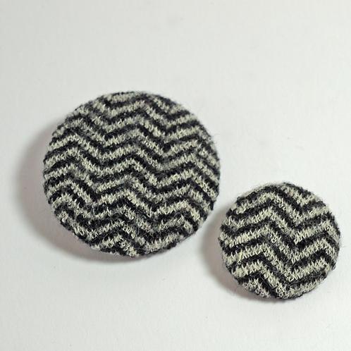 Die Anstecker/Buttons - groß (40 mm)