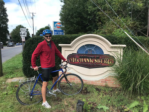 Day 9 (9/27): 30 miles, 2 hours