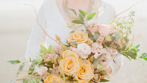 Have You Considered Sherbet Hues For Your Wedding? - Styled Shoot With Lahna Marie Photography