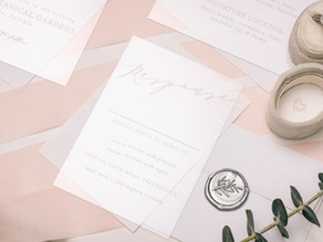 Customize Your Wedding Invitations Because 2020 Isn't The Year For Generic | Basic Invite Part 1