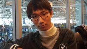 Kihwan Kim became graduate student in Quantum Defects Lab