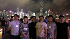 Participation in Gordon Research Conference, Hongkong