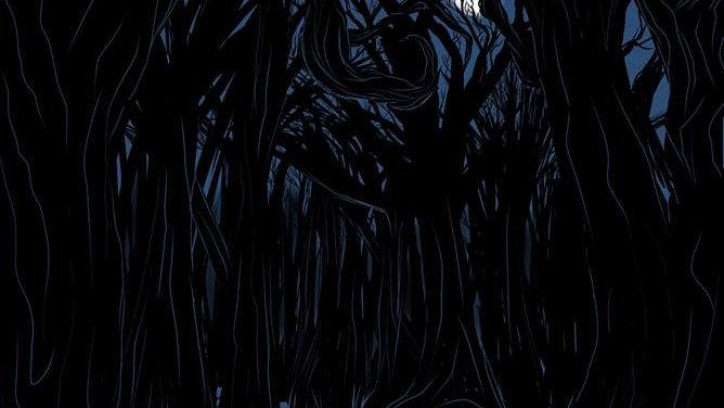 Black Annis Visual Poem