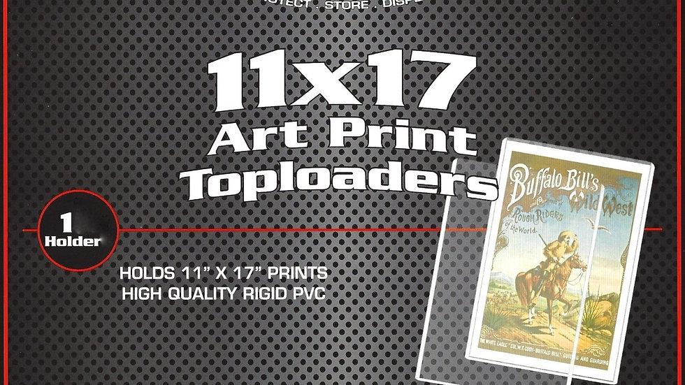 """Toploader 11"""" x 17"""""""