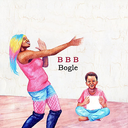 """Jamaican Dancehall ABC Book called """"Back to Basics"""" showing you Jamaican Dance"""