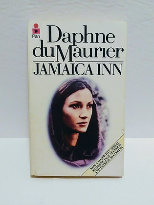 Jamaica Inn, Daphne du Maurier, 1976, Pan, Gothic Romance, Horror Fiction, Vint