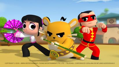 Mondo Yan - Cartoon Series