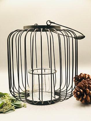 Grande lanterne cage