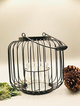 Petite lanterne cage