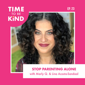 Stop Parenting Alone