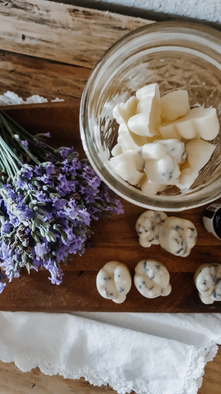 Lavender Lemon Lotion Bars Joyful World Essentials