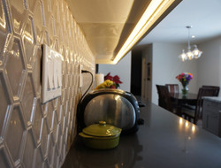 special touches in kitchen
