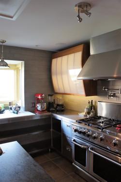 European kitchen cabinetry