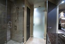 industrial spa bathroom
