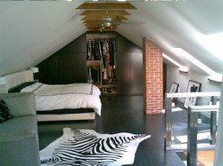 attic hideaway master suite