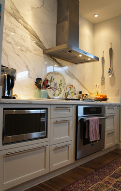 practical but beautiful kitchen