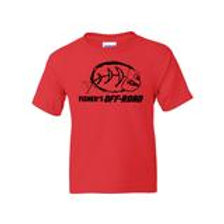 "Fisher's Off-Road ""Logo"" Youth Shirt"