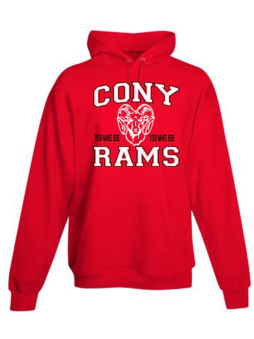 CONY PERFORMANCE HOODY