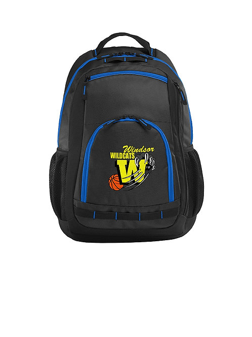 Windsor Basketball BACKPACK