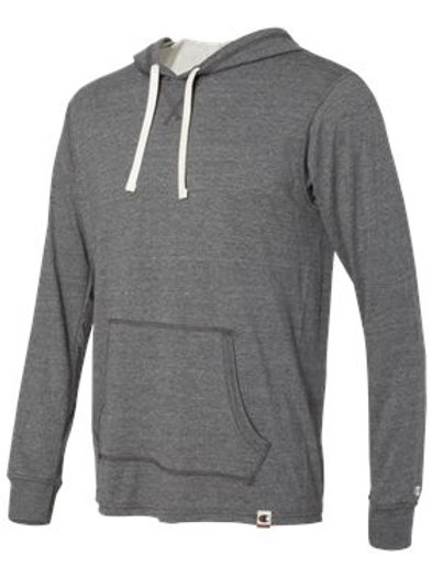 Champion - Originals Triblend Hooded Pullover - AO100