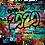 Thumbnail: Senior 2020- Graffiti Print