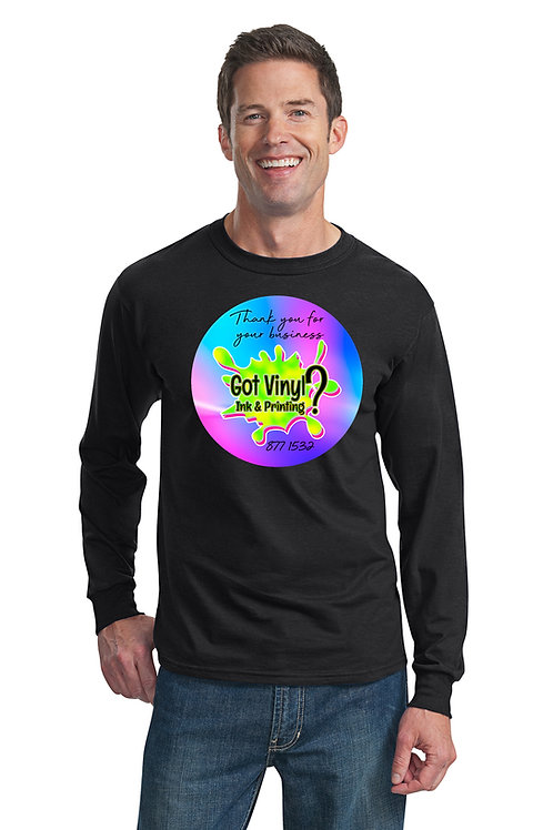 Long Sleeve Apparel Ordering