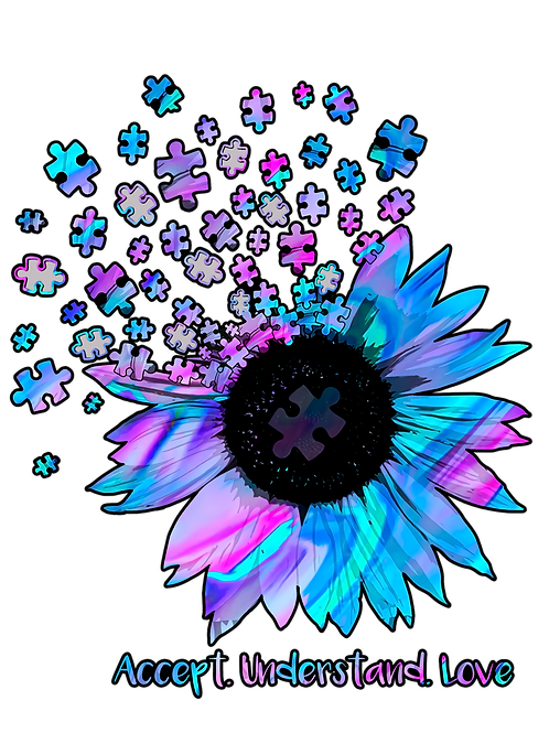 Autism Flower