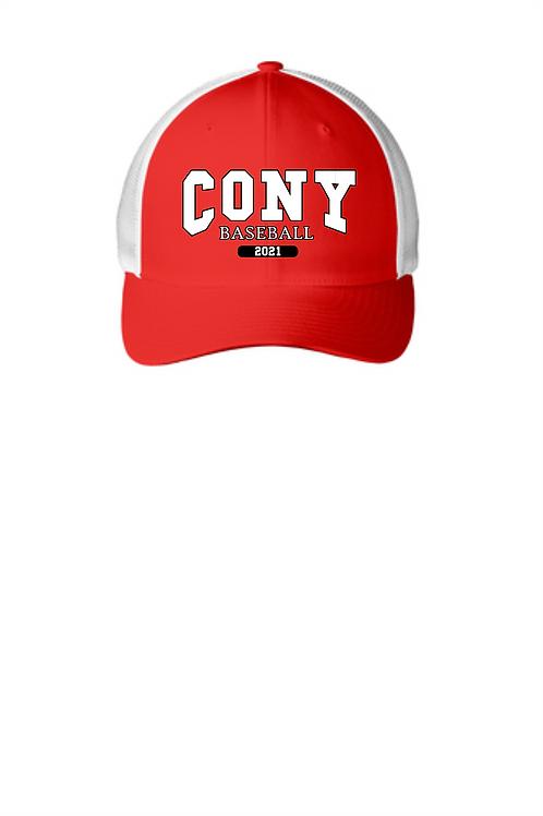 Trucker Style Mesh Back Cap