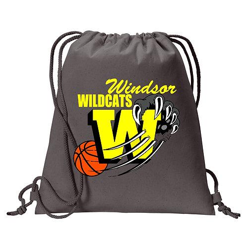 Windsor Basketball Draw String Bag