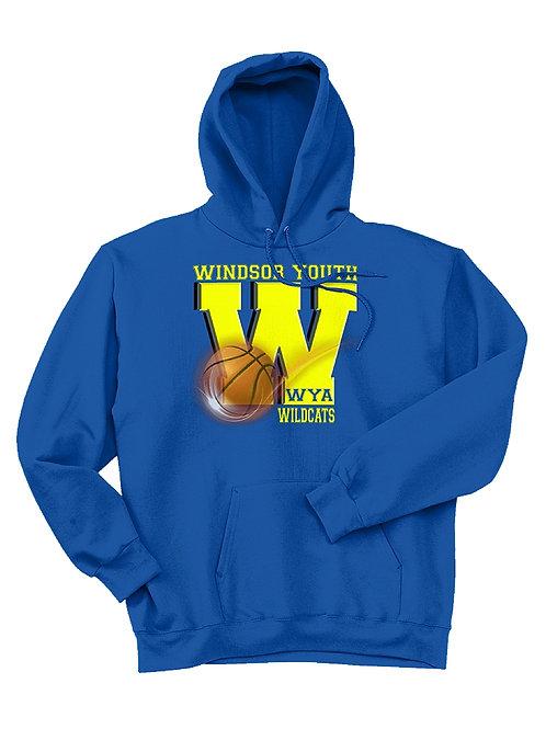 WINDSOR BASKETBALL HOODY