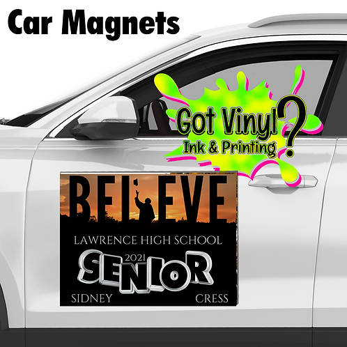 CAR MAGNETS FOR SENIORS 2021
