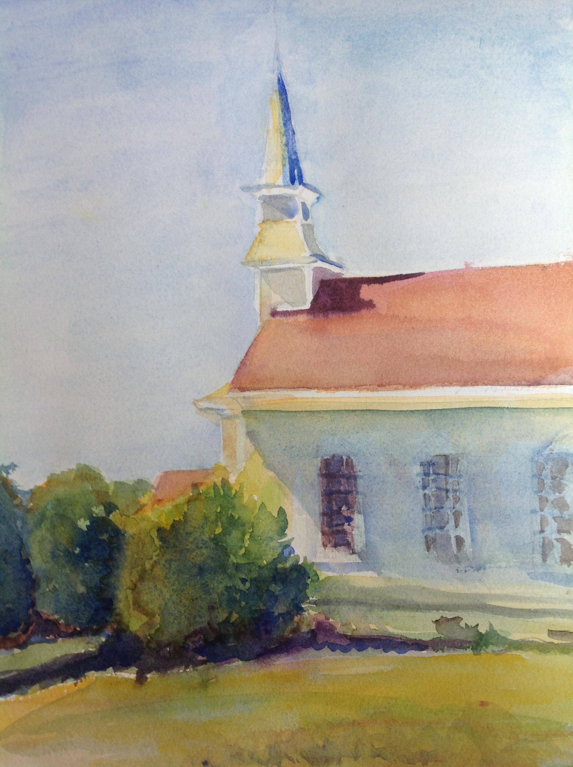 St. Mary's Church, Nicasio CA