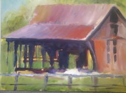 Poolesville Barn, One.jpg